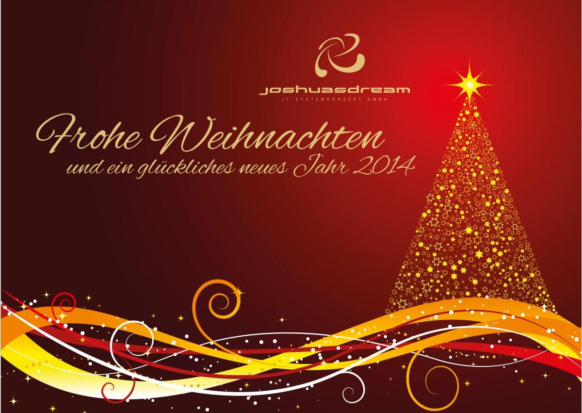 Weihnachtsgrüße 2013 (Urlaub bei joshuasdream)