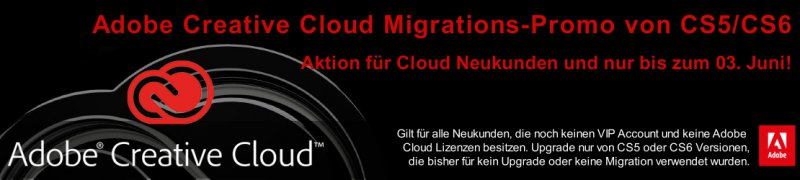 AKTION: Adobe Cloud Migration