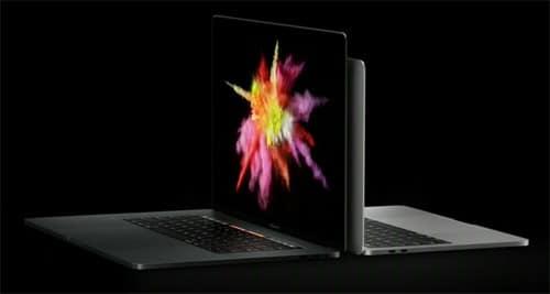 Apple stellt neue MacBook Pros vor