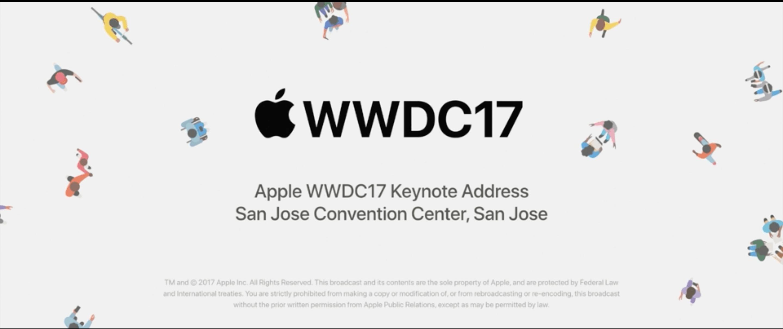 Apple WWDC-Keynote 2017 :: Viele Neuigkeiten und Informationen